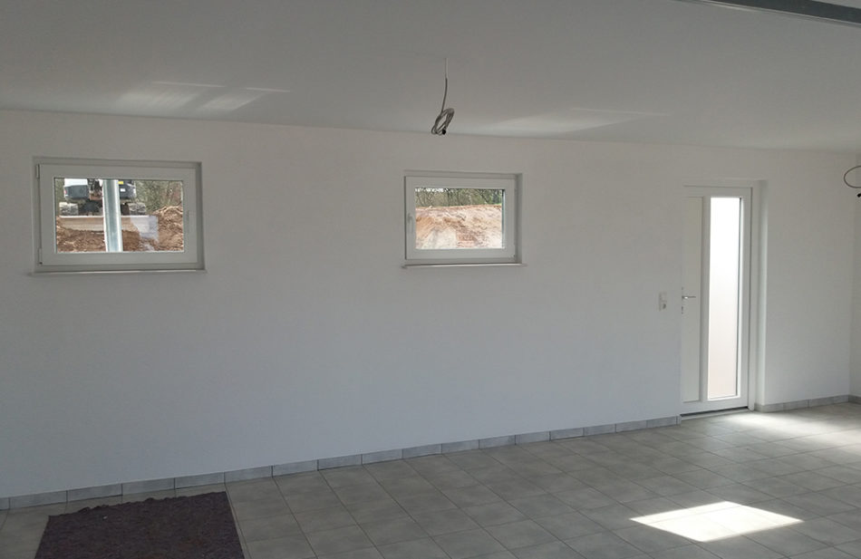 aluplast_ideal 4000 drzwi wejściowe do garażu