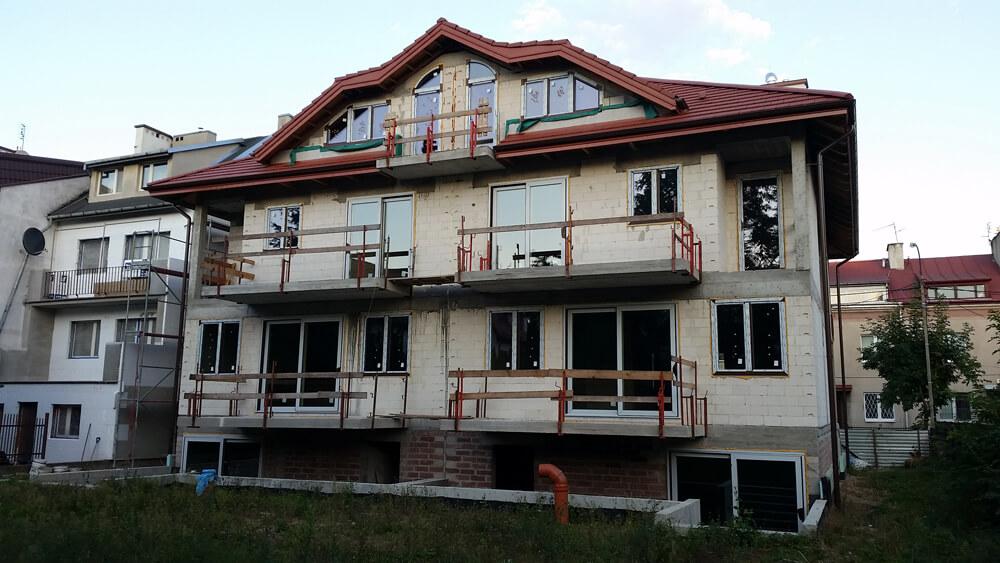 Realizacja okien Warszawa - Ursynów