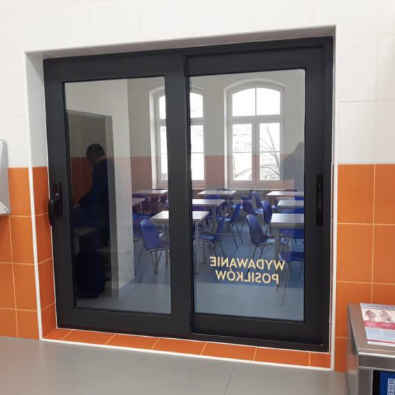 okno podawcze przesuwne aluminiowe 570x570 - Lorem ipsum